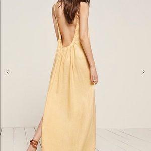 NWT Reformation Rio Dress